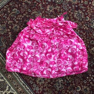Lilly Pulitzer baby doll skirt 4